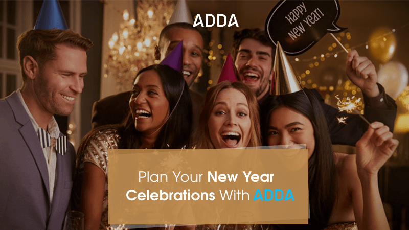 plan new year celebrations