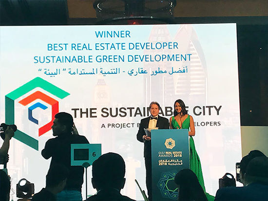 sustainable city adda award