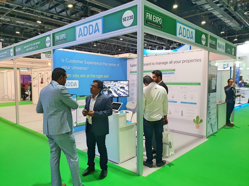 ADDA at FM EXPO 2018 Dubai