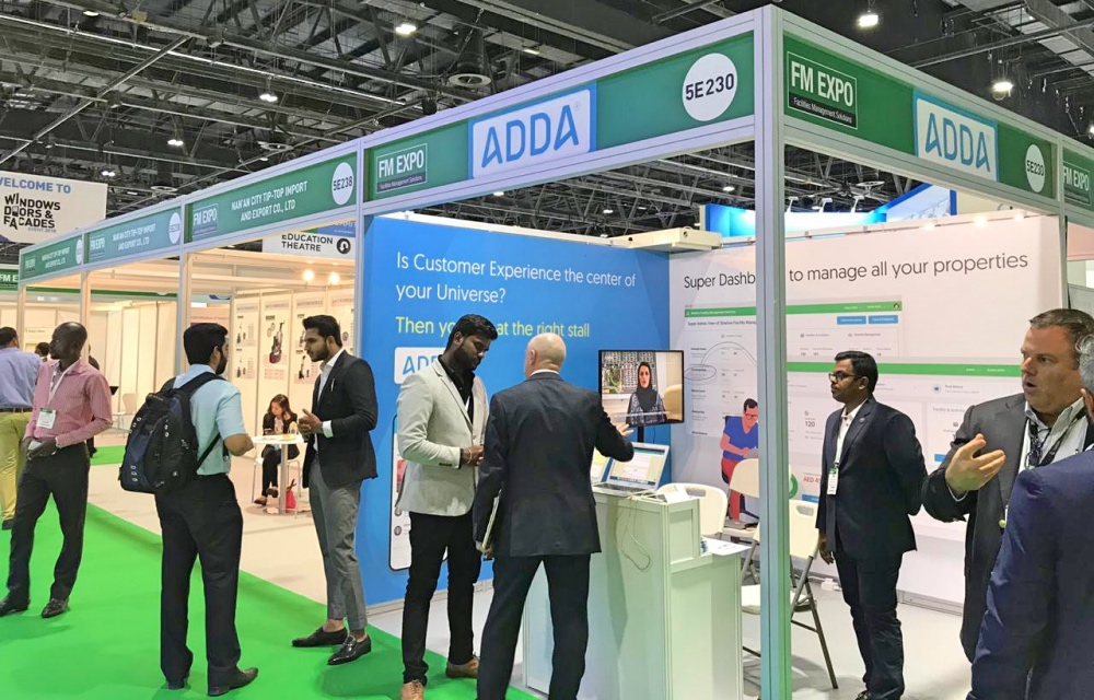 ADDA at Dubai FM EXPO