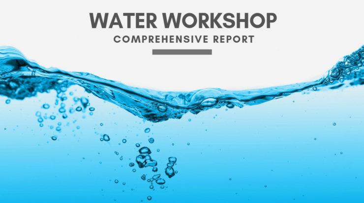 ADDA Water Workshop Comprehensive Report