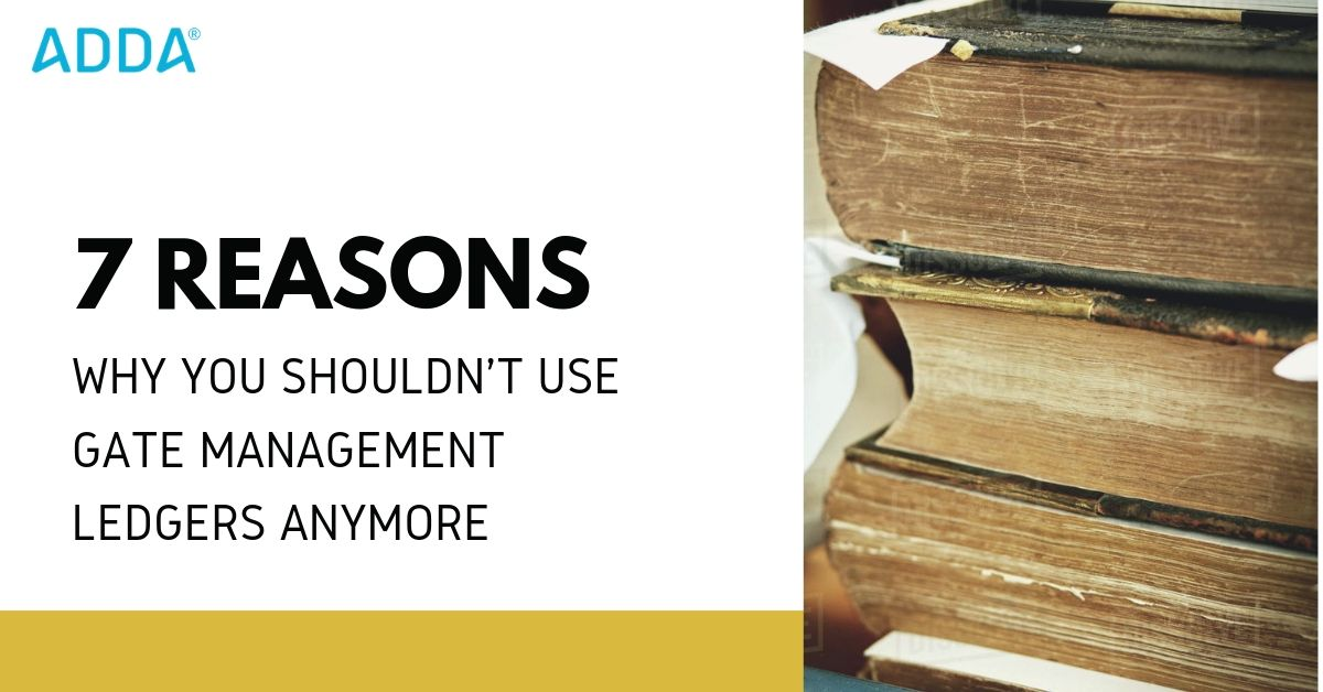 7 Reasons Why You Shouldn't Use Gate Management Ledgers Anymore