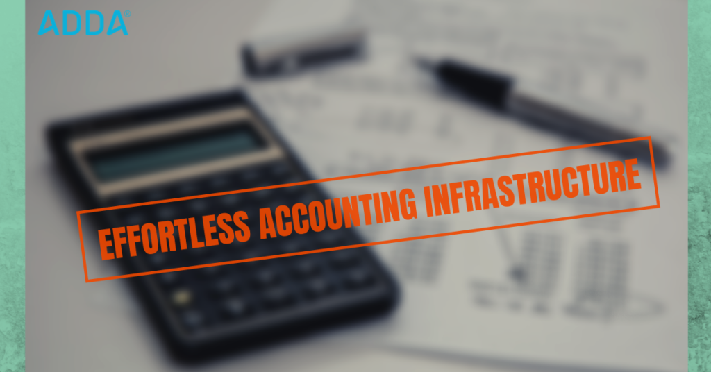 Accounting Infrastructure for OAM