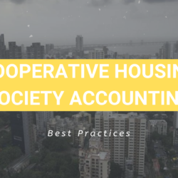 Cooperative Housing Society Accounting - Best Practices