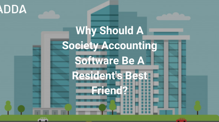Society Accounting Software - Resident's Best Friend