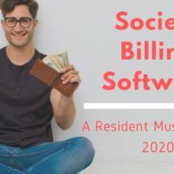 Society Billing Software, A Resident Must-Have in 2020