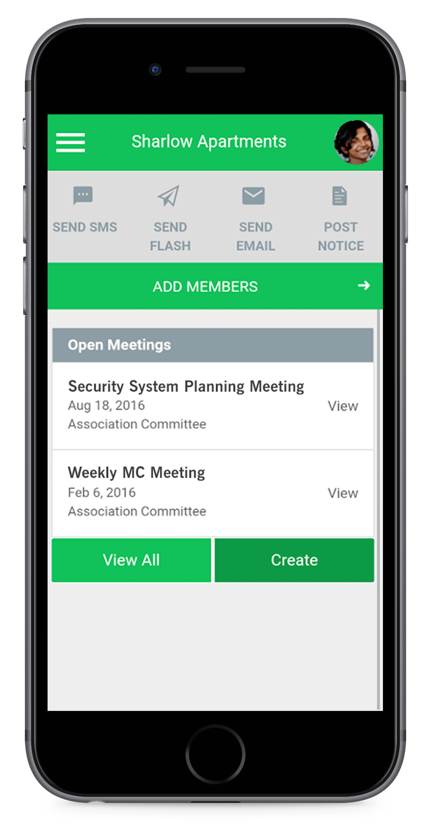 facility management app