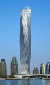 cayan-tower-unique-residential-buildings