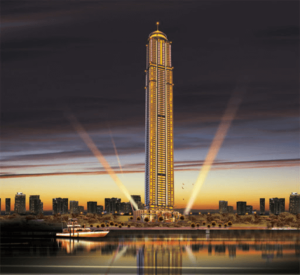 princess-tower-second-tallest-residential-building