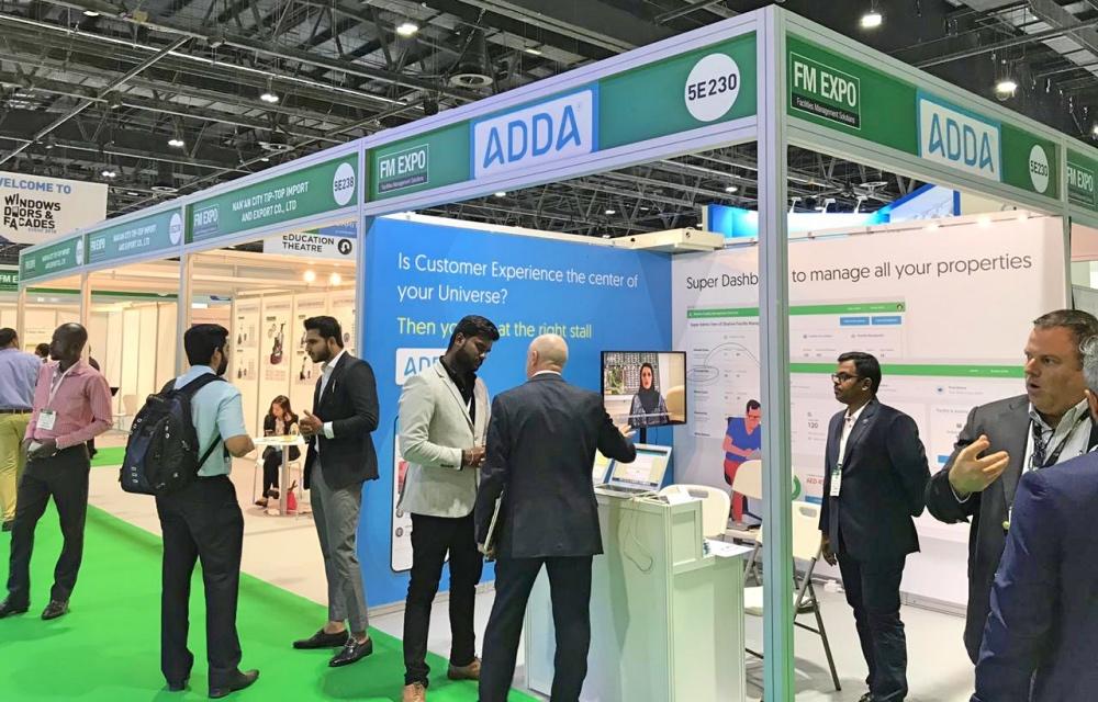ADDA at Dubai FM EXPO