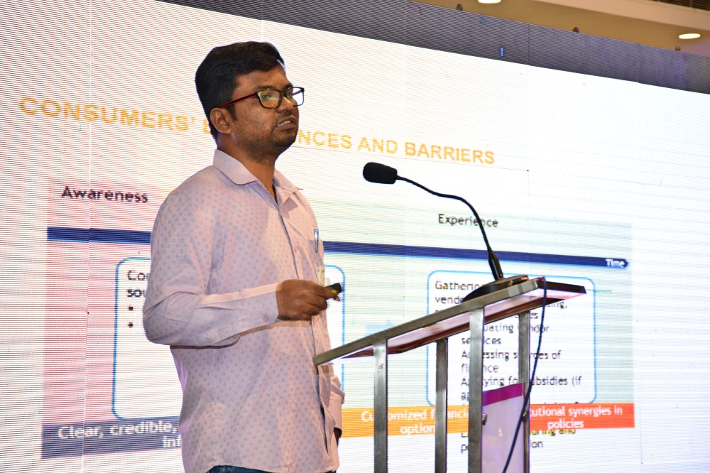 Ashok on Solar Rooftop costs and installation in Apartments