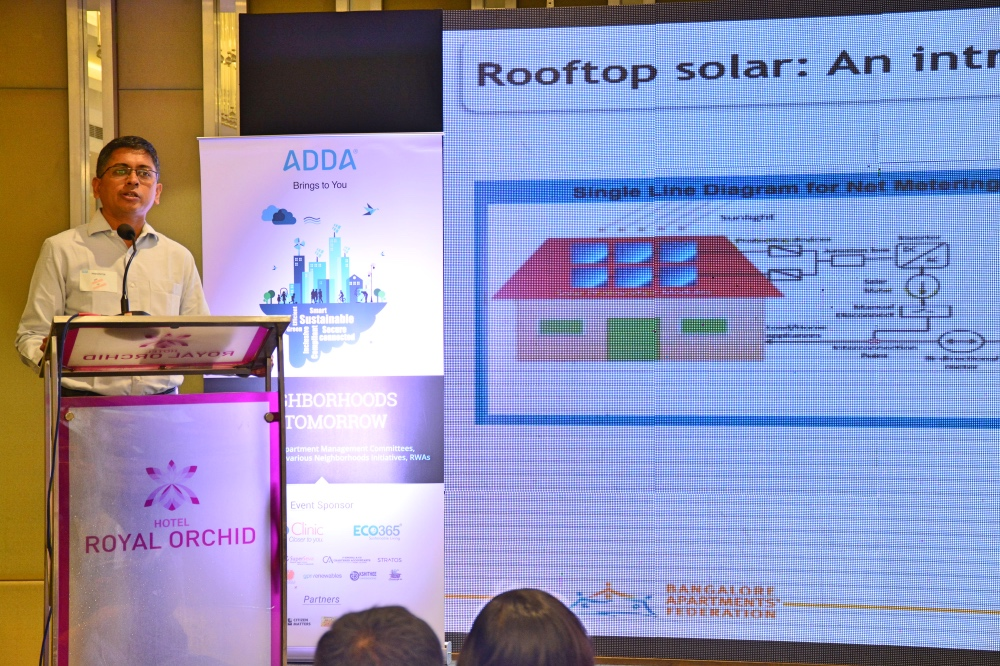 Kazi Zaman on Solar Rooftop costs and installation in Apartments