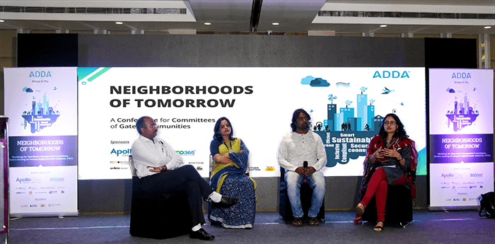Panel Discussion on Sustainable Landscaping at Neighborhoods of Tomorrow