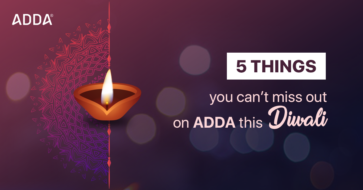 How Visitor Management App, ADDA helps you celebrate Diwali better?