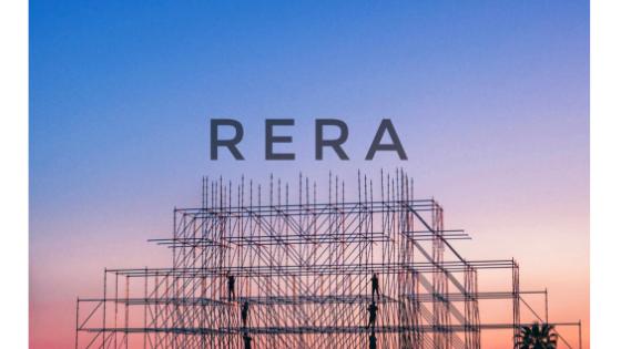 Why RERA?