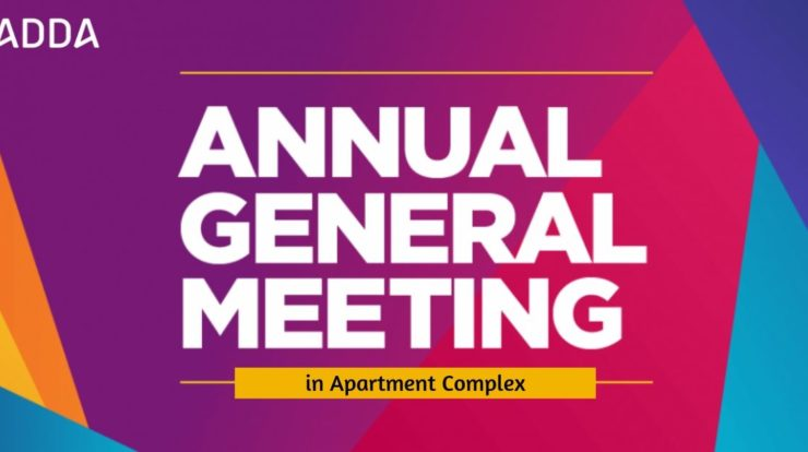 What Should Be Your Apartment Complex's (AGM)Annual General Meeting Agenda?
