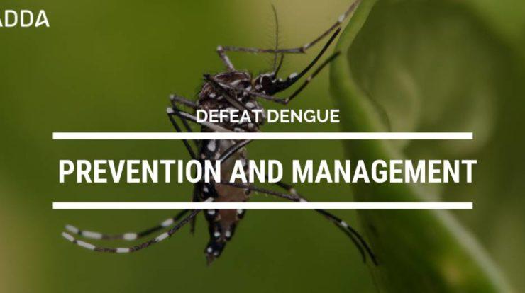 Dengue Prevention And Management Awareness