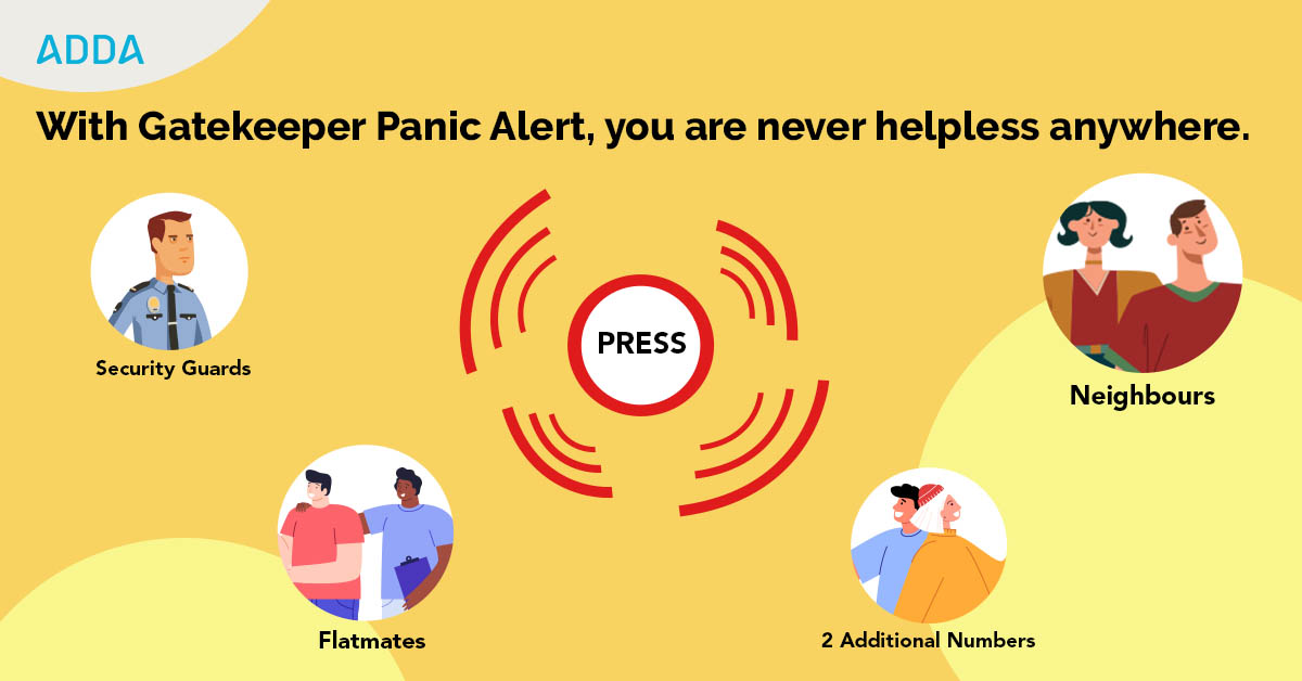 Panic Alert