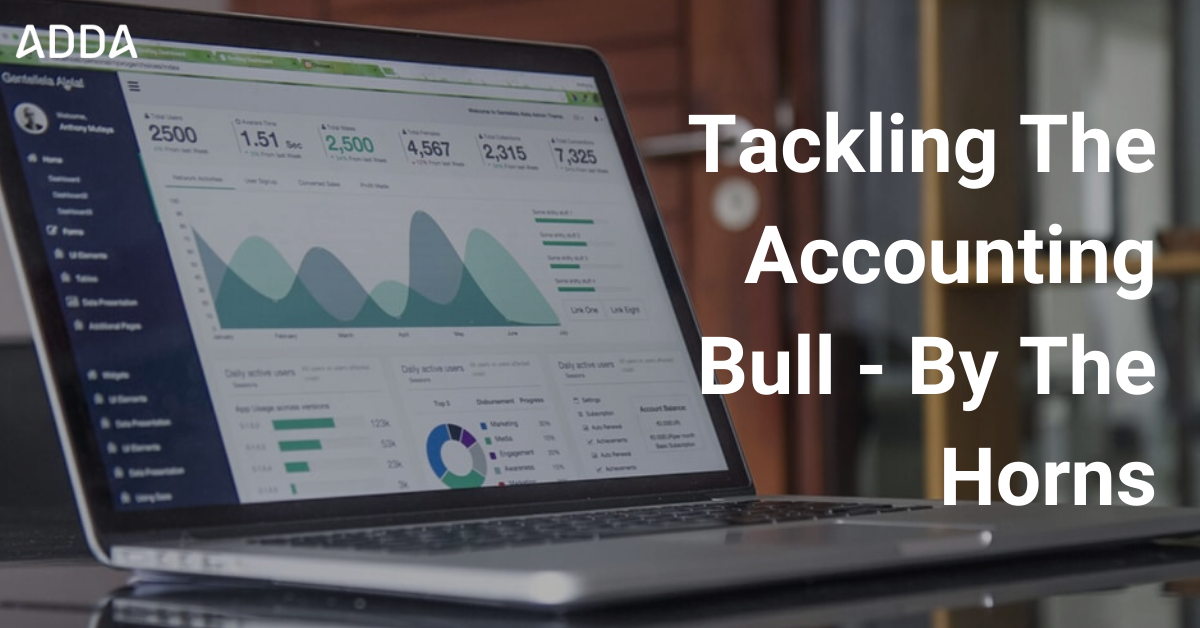 Tackling The Accounting Bull - By The Horns