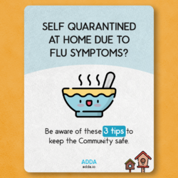 3 COVID-19 Tips for Quarantine Folks in Residential Communities