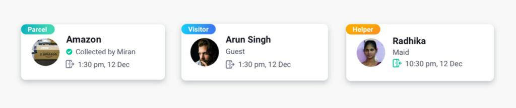 Gate Updates on ADDA app