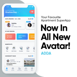 ADDA App New UI