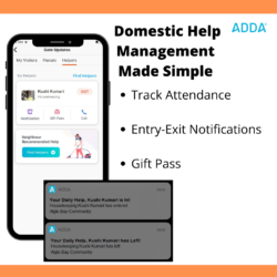 Domestic Help Management