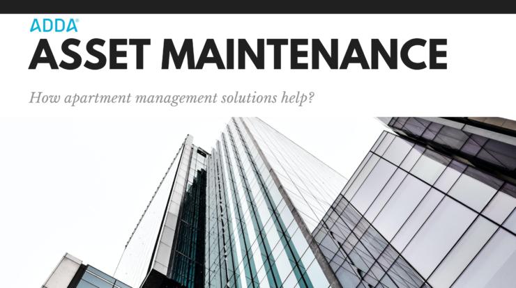 Asset Maintenance