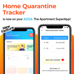 Home Quarantine Tracker
