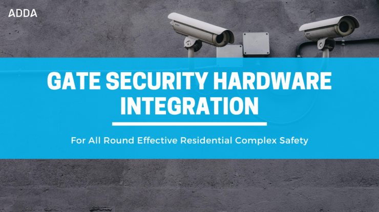 Gate Security Hardware Integration