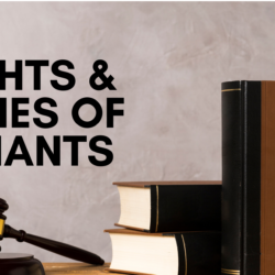 Rights & Duties of tenants