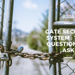 Best Gate Management System