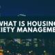 Housing Society Management