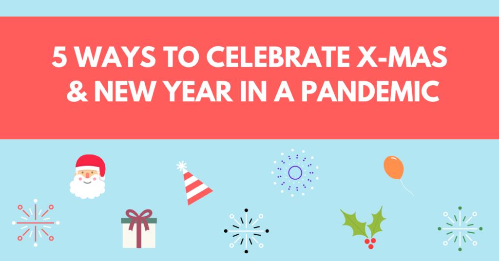 Celebration in pandemic