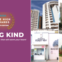 Rise High Story : Being Kind