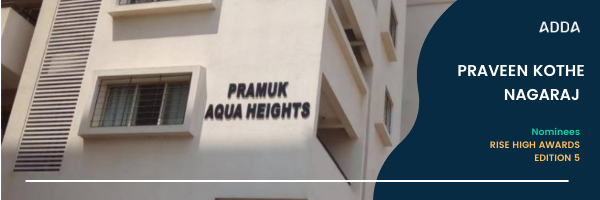 Rise High - Pramuk Aqua