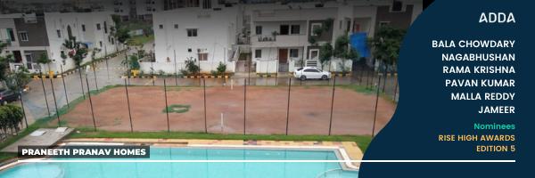 Rise High - Praneeth Pranav Homes