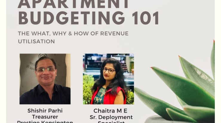 Budgeting In Apartments