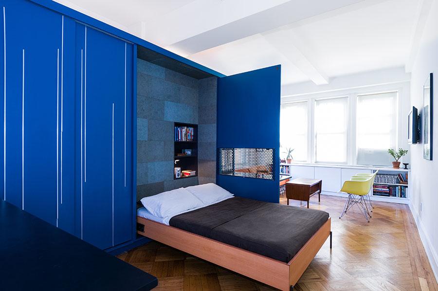 foldable apartment