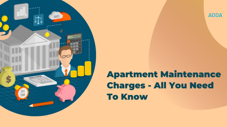 Apartment maintenance charges