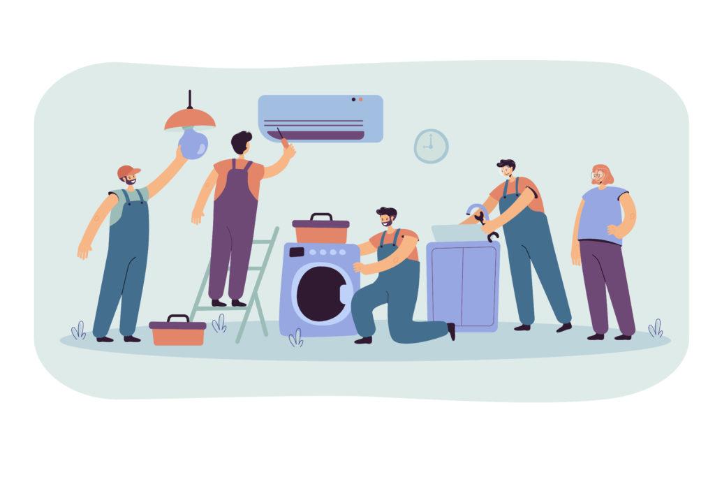 Housing society maintenance issues