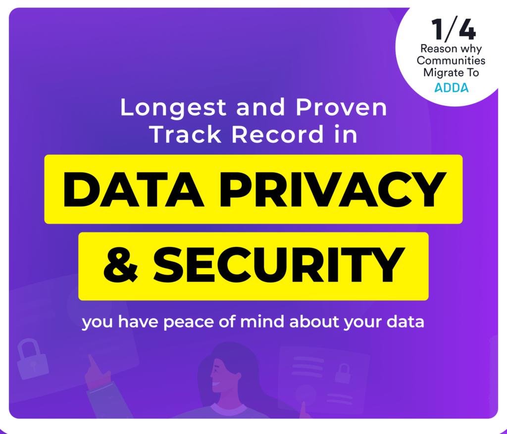 Guaranteed Data Privacy
