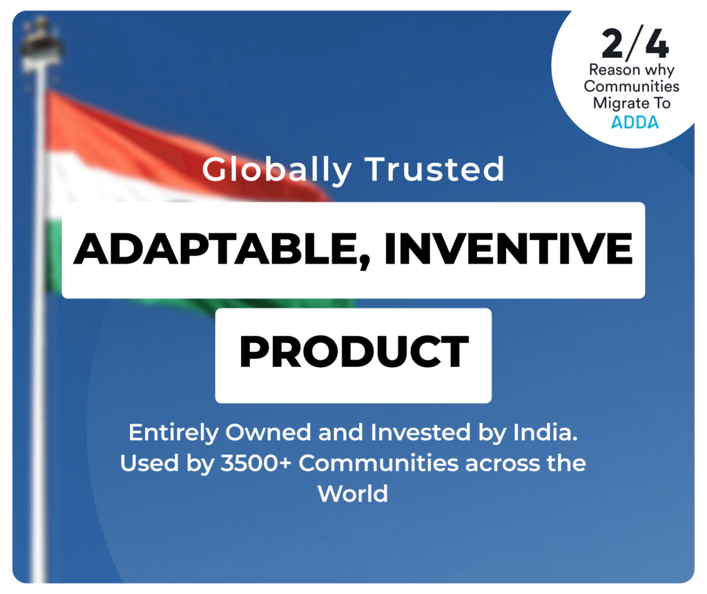 Global, Adaptable, Inventive Product