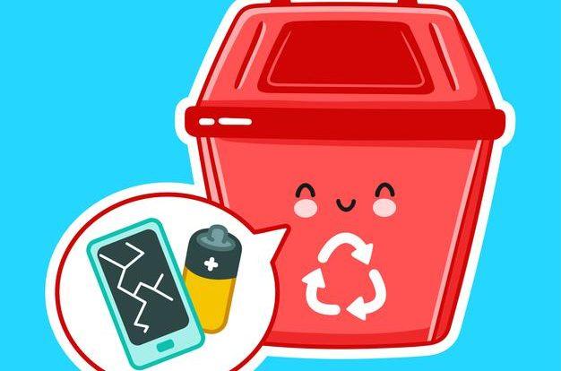 Apartment E-Waste management