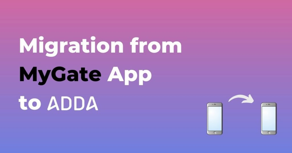 migration from MyGate